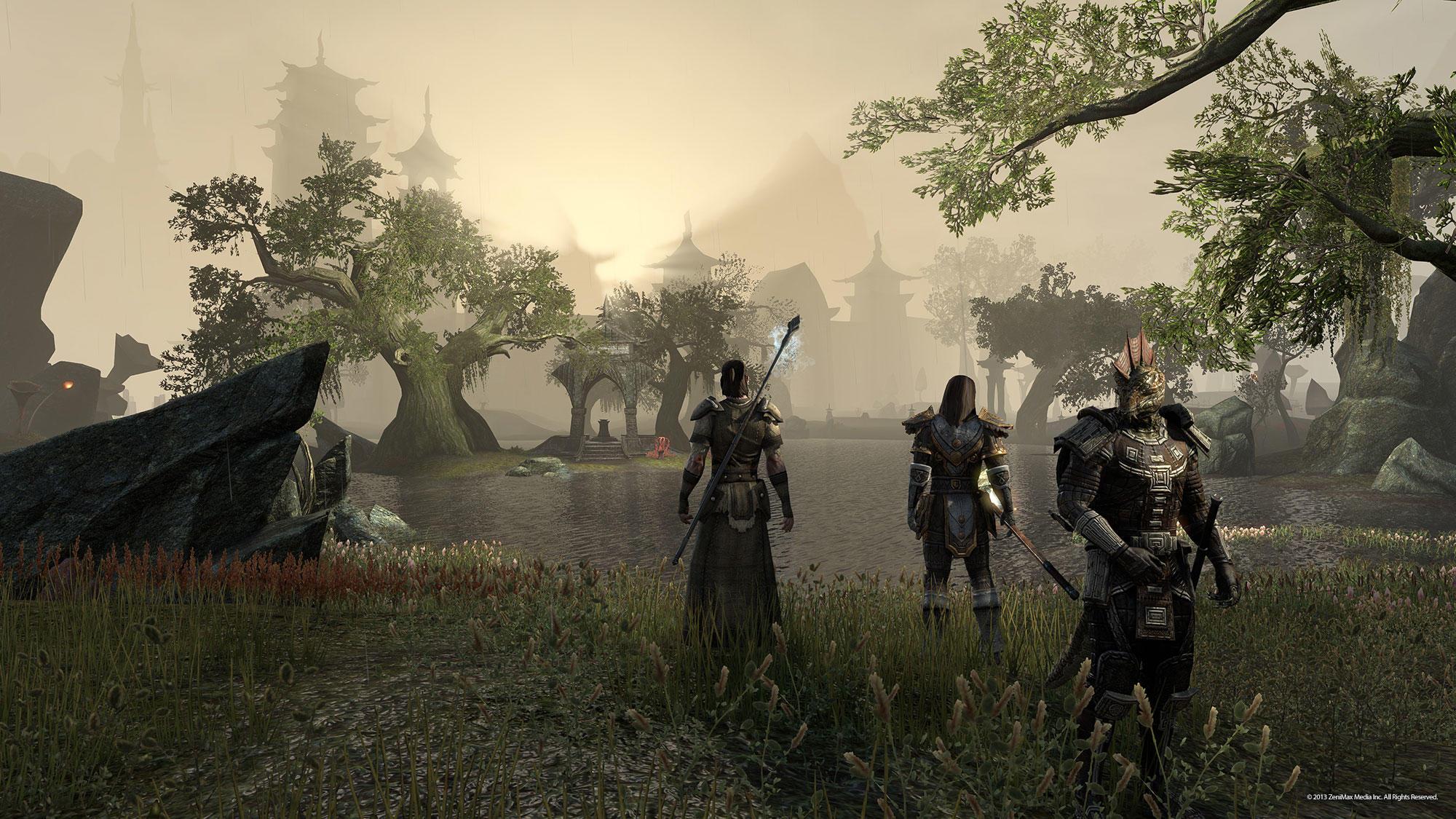 The Elder Scrolls Online, Deshaan