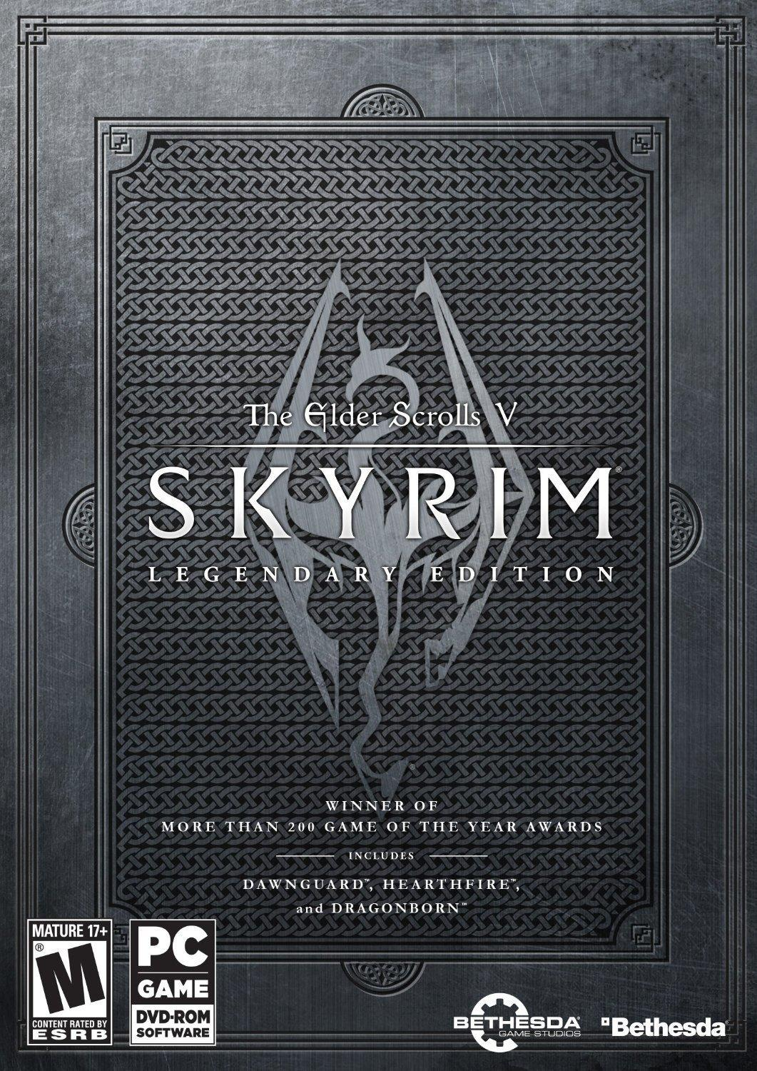 Skyrim, Elder Scrolls, Sale, Amazon