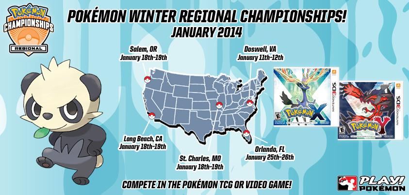 Pokémon Winter Regional Championship