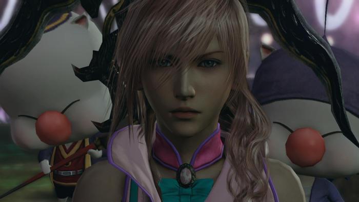 Screenshot from Lightning Returns: Final Fantasy XIII