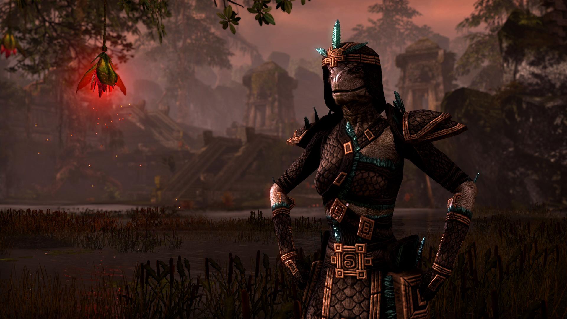 The Elder Scrolls Online Argonian