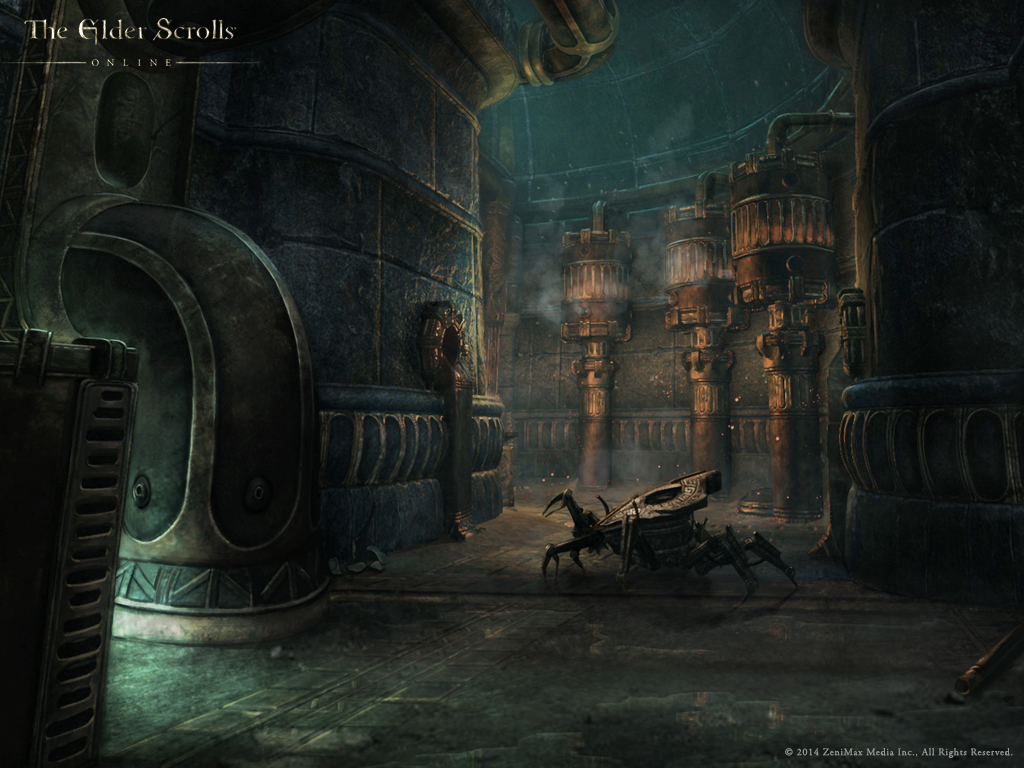 Art from The Elder Scrolls Online