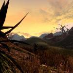 The Grazelands of Skywind, a Morrowind Mod for Skyrim