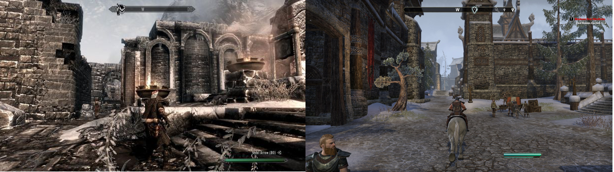 Skyrim Vs. The Elder Scrolls Online