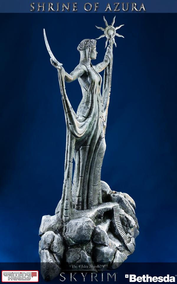 Azura Statue
