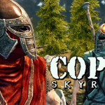 The Final Blood-Soaked Episode of COPS: Skyrim