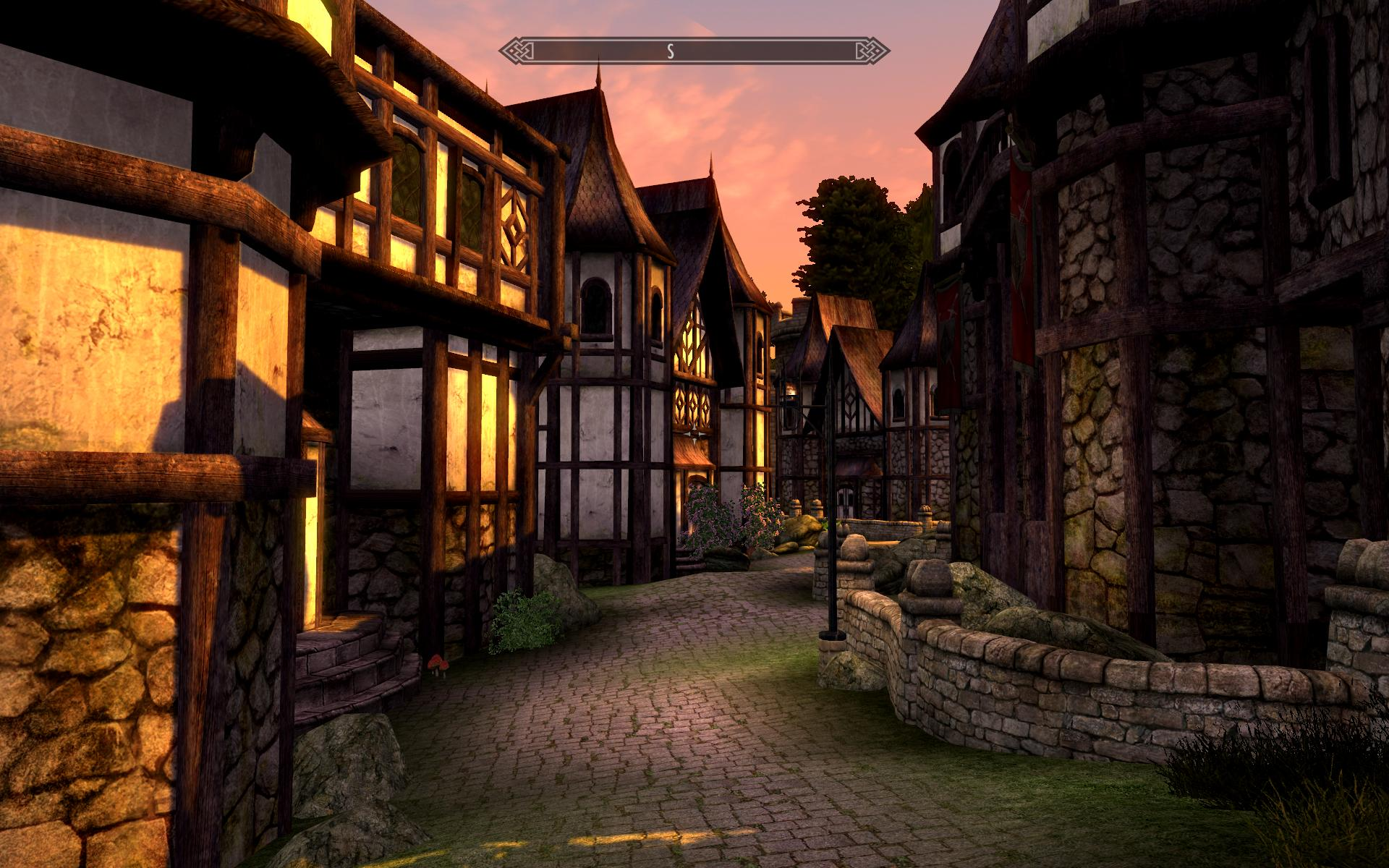 how to run skyrim mods with nmm