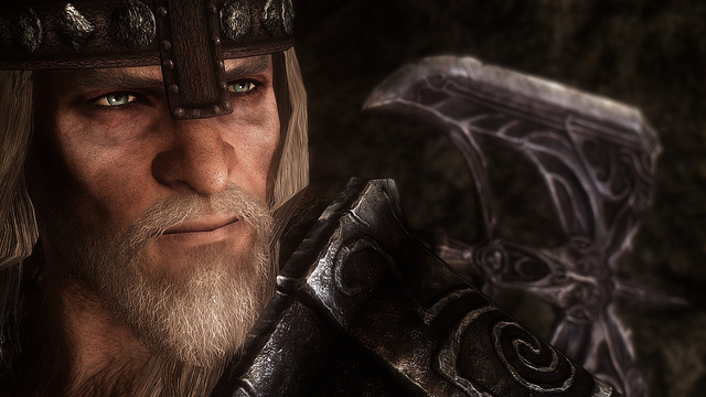 Faces of Skyrim Male