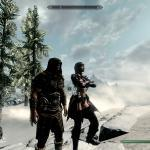 Couch Co-op For Skyrim? There's a Mod in the Works
