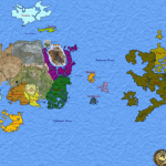 Plan Your Trip to The Elder Scrolls' Nirn With This Interactive Map