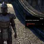 Guard Hands Out Harsh Justice in ESO 1.6