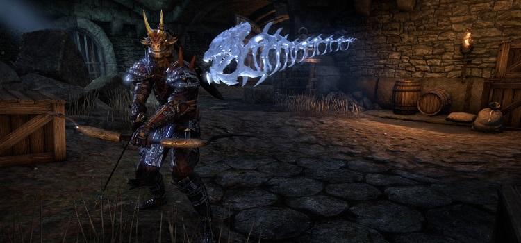 High Hrothgar Wraith Vanity Pet