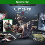 The Witcher 3 Xbox One Collector's Edition
