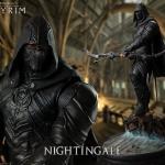 Nightingale Statue