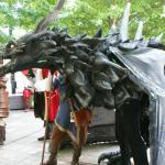 Alduin, Yes Alduin, Cosplay Will Blow Your Mind