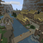 Skyrim Mashup Pack for Minecraft Out Now on PlayStation Systems