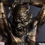 Show Your Respect For the Daedra With Shrine of Malacath Statue