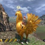 Toyota Sells Cars In Japan With Chocobos