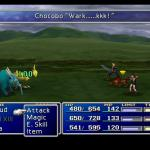 Final Fantasy VII Now Playable On iPhones