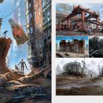 Special Preview From Fallout 4 Art Book