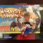 Natsume Hits Pay Dirt With Unopened Harvest Moon From Their Shelves