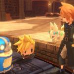 E3 2016: World Of Final Fantasy Trailer