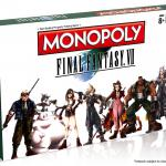 Final Fantasy VII Gets Its Own Monopoly Board