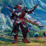 Monster Hunter World Begins Street Fighter V Ken Event