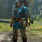 Breath of the Wild Crossing Over With Monster Hunter Generations Ultimate