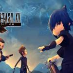 Final Fantasy XV Pocket Edition Available On Consoles Now