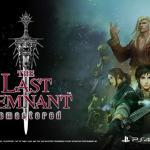 The Last Remnant Remastered Arrives On PS4