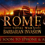 Rome Total War - Barbarian Invasion is Out On Android